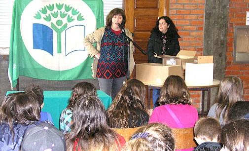 Dia Eco-Escolas assinalado na EB António Dias Simões