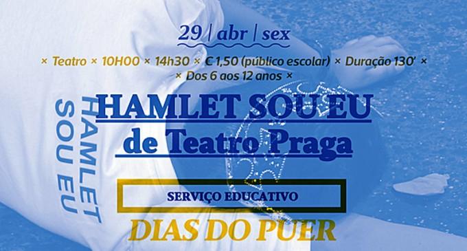 """Centro de Arte de Ovar apresenta """"Hamlet sou eu"""", pelo Teatro Praga"""