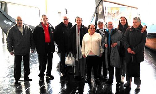 Seniores da Misericórdia de Ovar visitaram o Museu Marítimo de Ílhavo