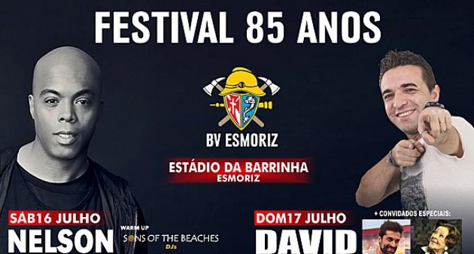 Bombeiros Voluntários de Esmoriz realizam festival no Estádio da Barrinha