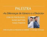"""Freguesia de Esmoriz promove palestra sobre """"Igualdade de Género"""""""