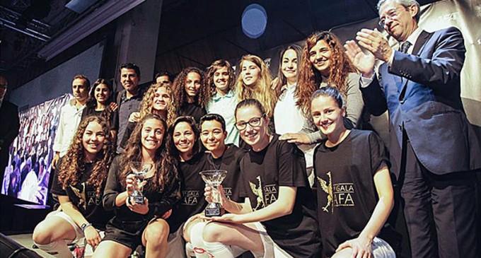 Ovarense marcou forte presença na I Gala da Associação de Futebol de Aveiro