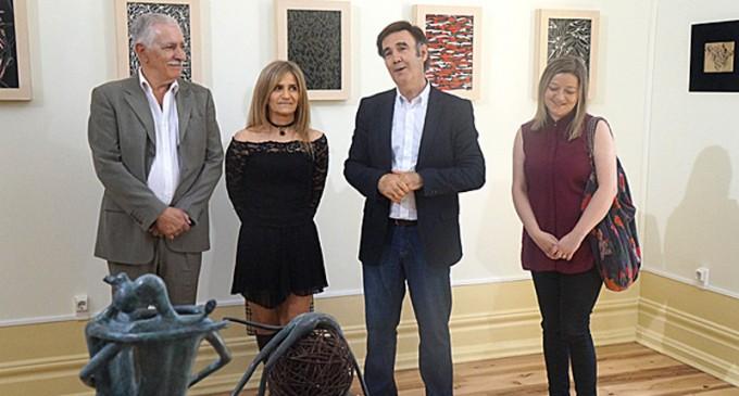"""Museu de Ovar recebeu """"Linhas de Encontro"""" de duas artistas"""