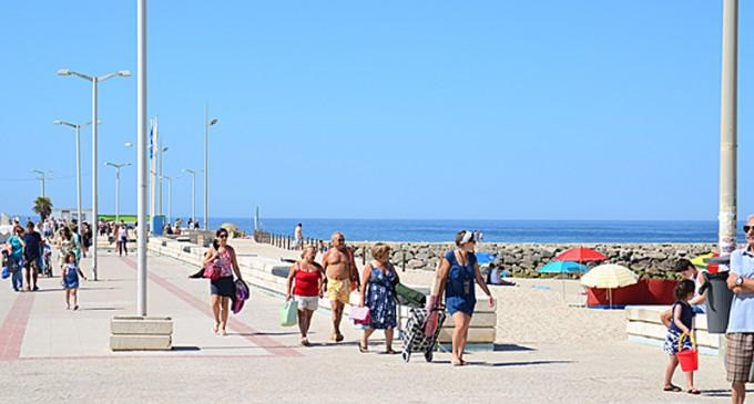 Garantida a vigilância nas praias do concelho durante a época balnear