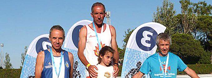 João Pereira conquista o título de Campeão Nacional de Veteranos de Pista