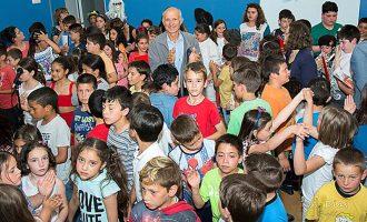 Junta de Freguesia de Válega fornece material de limpeza a escolas