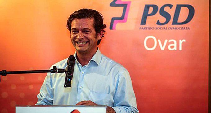 Salvador Malheiro anuncia recandidatura à Câmara Municipal