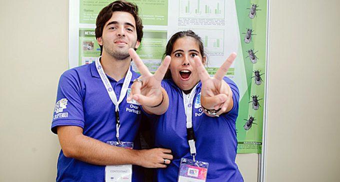 Jovens Cientistas de Ovar representaram Portugal no Concurso Europeu de Ciência