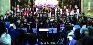 Orfeão de Ovar faz concerto de Natal na Igreja Matriz