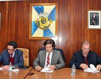 Câmara e Associações Humanitárias dos Bombeiros Voluntários de Ovar e Esmoriz assinaram Protocolo de Colaboração