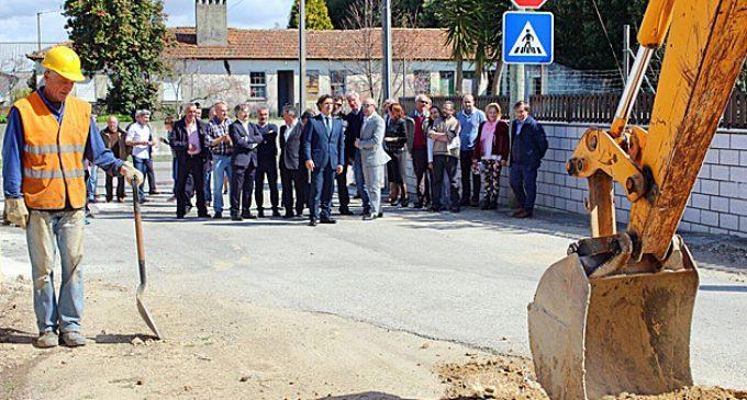 Câmara Municipal de Ovar investe na reabilitação da Estrada Nacional 327 e na beneficiação da Rua de Gondosende