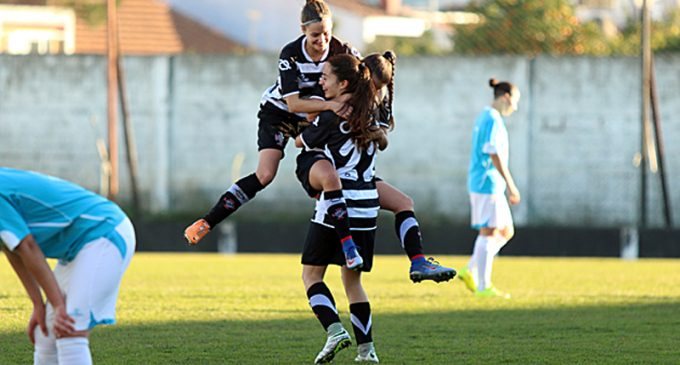 Futebol Feminino – 2ª Fase – Campeonato da Promoção:  'Apagão' de seis minutos foi fatal