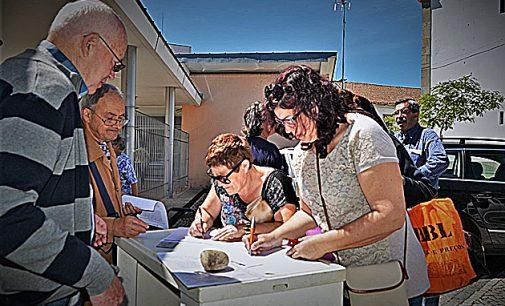Petição em defesa do Hospital de Ovar: CDU já reuniu milhares de assinaturas em todo o concelho