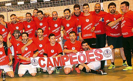 Futsal: Centro Cultural e Recreativo de Válega conquista 'dobradinha'