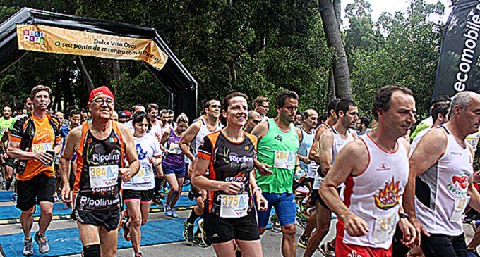 Pedro Cruz e Inês Monteiro foram os vencedores da primeira edição da Corrida Solidária de Ovar