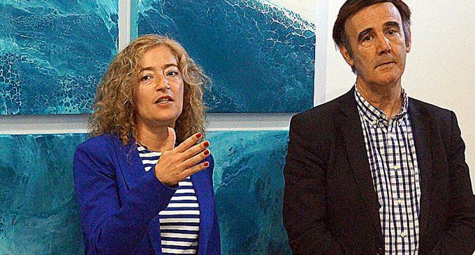 Exposição de pintura no Museu de Ovar convida a dar mergulho nas obras