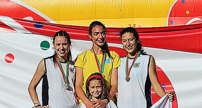 Miriam Tavares revalida o título de campeã nacional de salto em altura