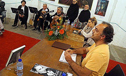 """Cortegaça despediu-se da exposição """"As Coleções"""" do Museu de Ovar com uma conversa sobre a estreia da nova série """"Madre Paula"""" na RTP1"""