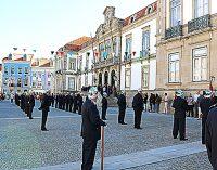 Dia do Município comemorado com pompa e circunstância