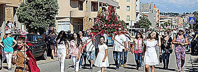 Esmoriz: Procissão marcou as Festas do Mar em honra do Senhor dos Aflitos e de Nossa Senhora da Boa Viagem