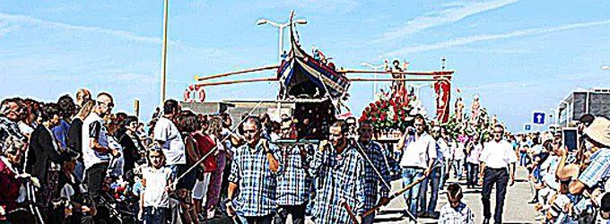 Furadouro: Festas do Mar em honra do Senhor e da Nossa Senhora da Piedade