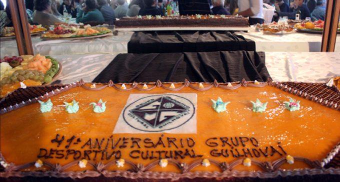 41º Aniversário do Grupo Desportivo e Cultural de Guilhovai: Ano desgastante pelo sonho concretizado