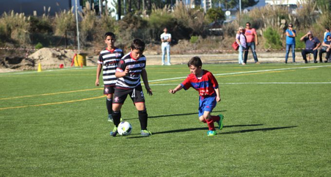 Futebol Formação – Benjamins: Ovarense 7 – 0 Marítimo Murtoense