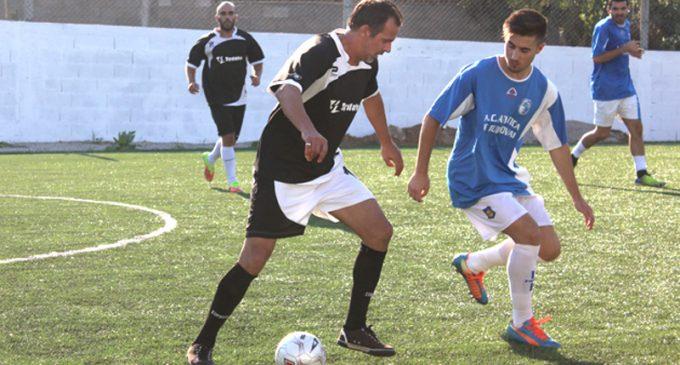 Systatus venceu Taça António Andrade