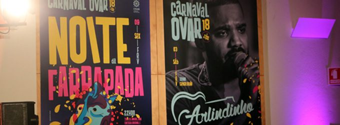 Carnaval de Ovar: Arlindo Neto é o cabeça de cartaz da edição de 2018