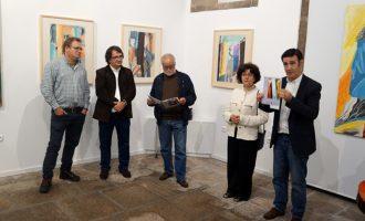 """Museu de Ovar: """"Anjos Caídos"""", de Celeste Ferreira"""