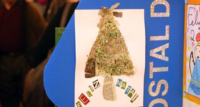 Centro Comercial de Ovar recebe quinta edição da exposição de Postais de Natal