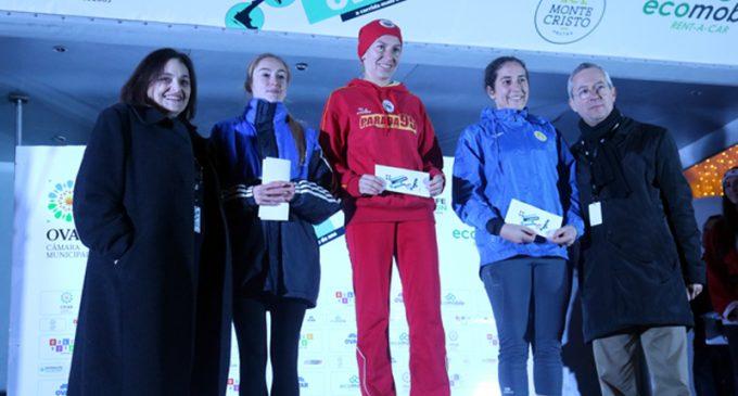 Davide Siva e Justyna Wojcyk são os grandes vencedores da IV São Silvestre de Ovar