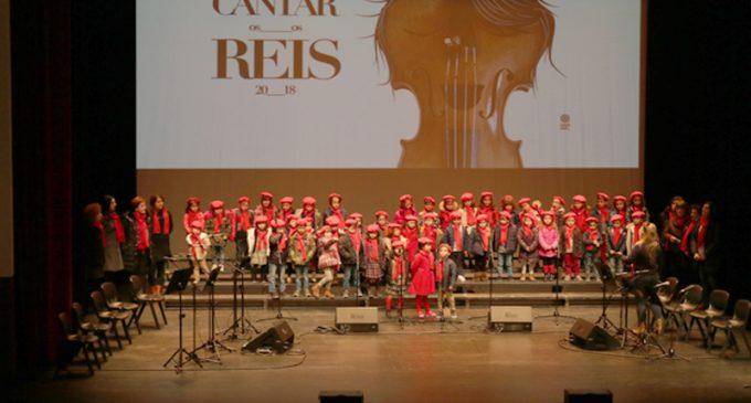 Troupes de Reis Infantis também passaram pelo auditório do Centro de Arte de Ovar