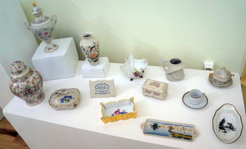 Museu de Ovar: Exposições de cerâmica e artesanato internacional