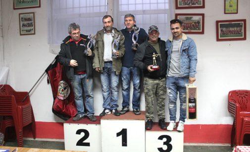 Mário Barge venceu torneio de tiro ao alvo