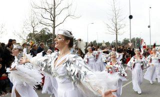 Costa de Prata, Joanas do Arco-da-Velha e Xaxas foram os grandes vencedores do Carnaval de Ovar