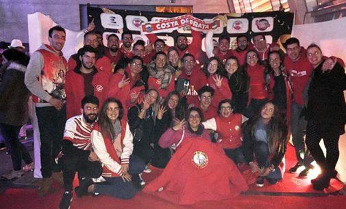 Costa de Prata ganhou Globo do Samba, na categoria de Melhor Escola de Samba