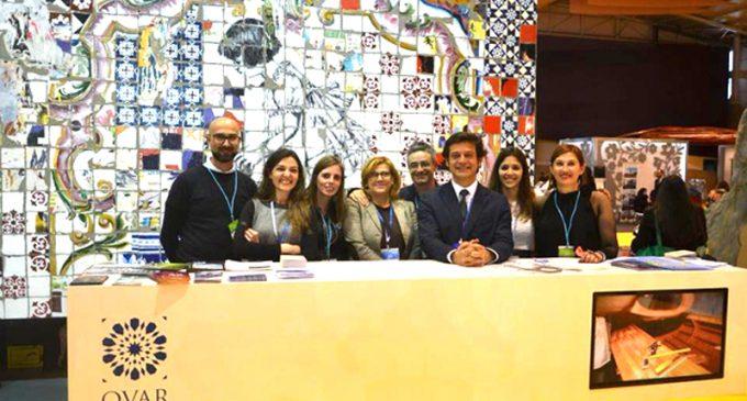 Ovar esteve em destaque na Bolsa de Turismo de Lisboa