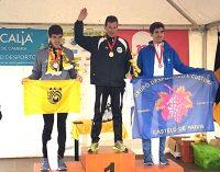Paulo Gomes conquistou o título de Campeão Distrital de Corta Mato Longo