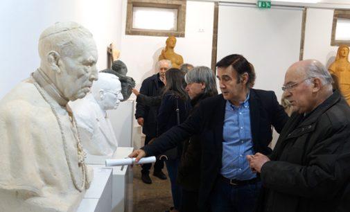 Museu de Ovar expõe esculturas do seu acervo