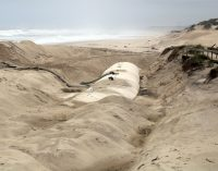 Intervenções na praia do Furadouro estarão concluídas até ao início da época balnear