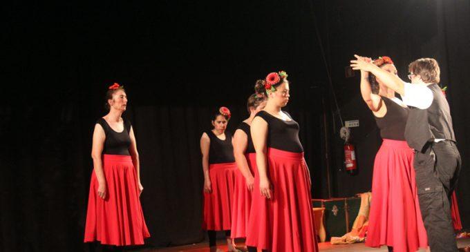 A arte e a dança num espetáculo especial
