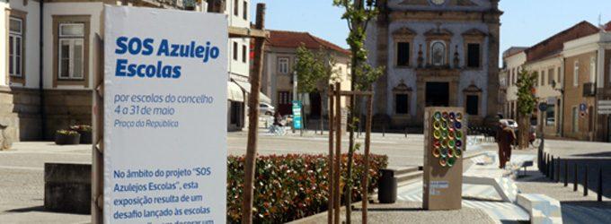 Câmara Municipal de Ovar arrancou com a segunda edição do Maio do Azulejo