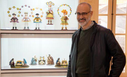 """Museu de Ovar mostra exposição de """"Bonecos de Estremoz"""""""