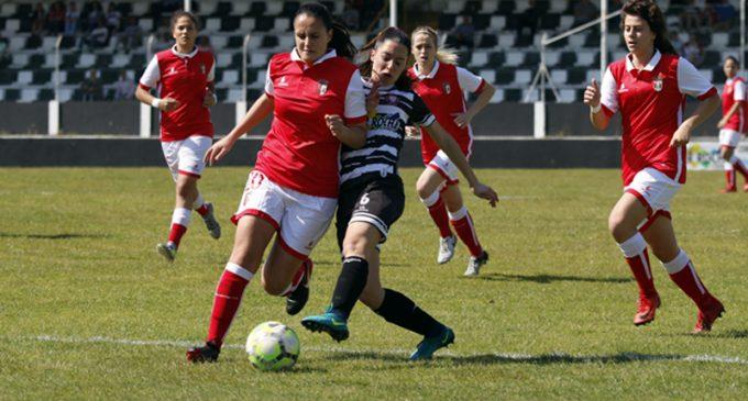 Ovarense está a um ponto de assegurar subida histórica à Liga de Futebol Feminino