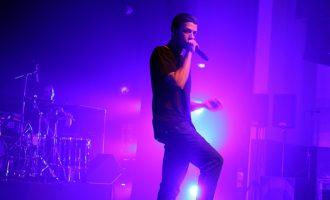 Slow J subiu ao palco do Centro de Arte de Ovar, para uma grande noite de hip-hop
