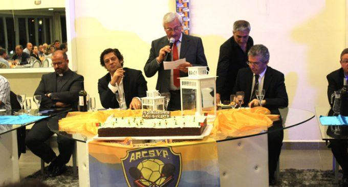 42º Aniversário da ARC de São Vicente de Pereira marcado pela despedida do histórico presidente