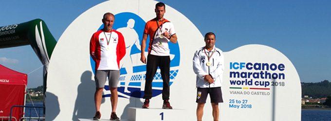 Rui Romão conquistou a Taça do Mundo de Maratonas e a Taça de Portugal