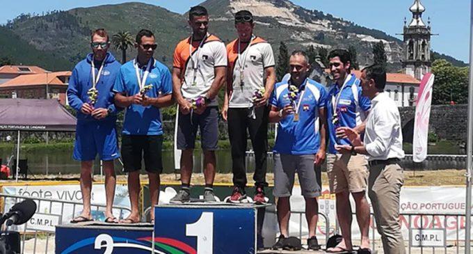 Canoagem: Rui Romão e Daniel Silva sagram-se campeões nacionais