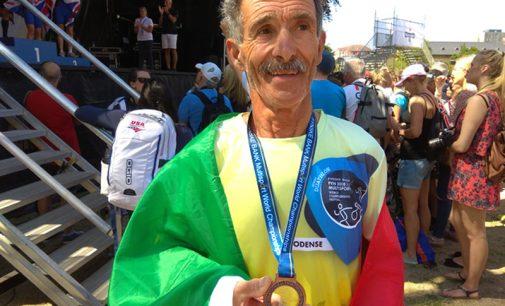 Duatlo: Carlos Leite 'arranca' Medalha de Bronze no Campeonato do Mundo